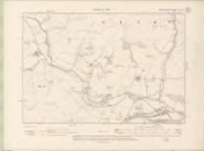 Peebles-shire Sheet XII.NE - OS 6 Inch map