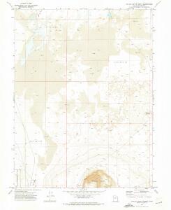 Pavant Butte North