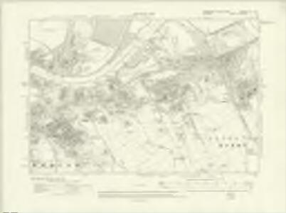 Yorkshire VI.SE - OS Six-Inch Map