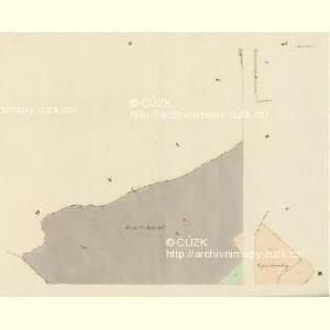 Tschemin (Czemin) - c0842-1-002 - Kaiserpflichtexemplar der Landkarten des stabilen Katasters