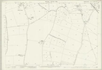 Cambridgeshire XXVI.6 (includes: Downham; Ely Holy Trinity With St Mary) - 25 Inch Map