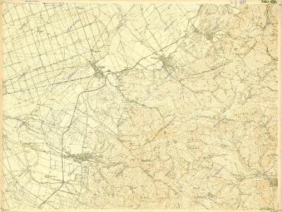 III. vojenské mapování 4658/2