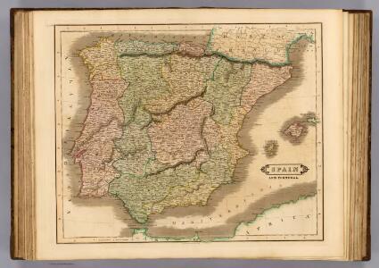 Spain, Portugal.
