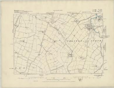 Gloucestershire IV.SW - OS Six-Inch Map