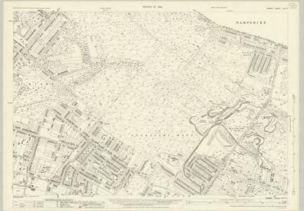 Dorset XLIV.6 (includes: Bournemouth; Poole) - 25 Inch Map