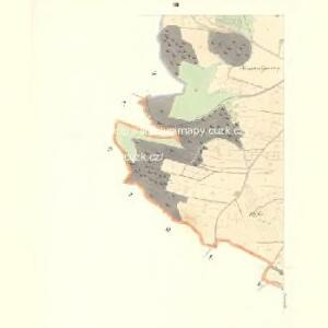Pobutsch (Pobutsse) - m2310-1-003 - Kaiserpflichtexemplar der Landkarten des stabilen Katasters