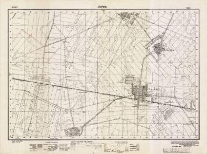 Lambert-Cholesky sheet 1559 (Cărpiniș)