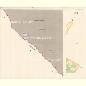 Klein Mohrau - m1688-1-012 - Kaiserpflichtexemplar der Landkarten des stabilen Katasters