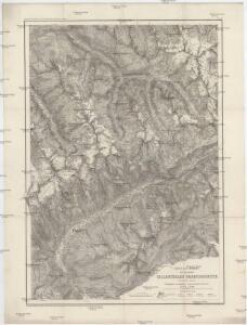 Special-Karte der centralen Zillerthaler Gebirgsgruppe