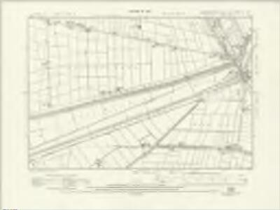 Cambridgeshire XI.NE - OS Six-Inch Map