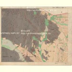 Zlabings - m2780-1-006 - Kaiserpflichtexemplar der Landkarten des stabilen Katasters