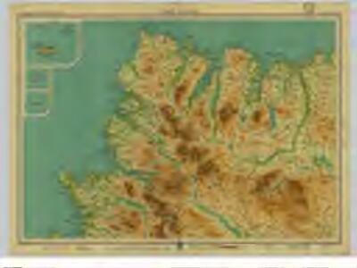 Cape Wrath, Sheet 26  - Bartholomew's
