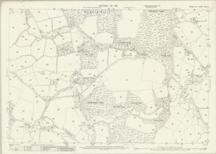 Sussex XXIII.2 (includes: Kirdford; Wisborough Green) - 25 Inch Map