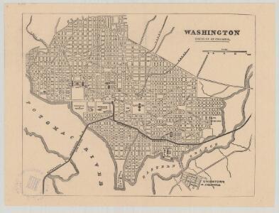 Washington : district of Columbia