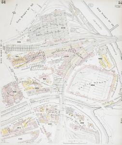Insurance Plan of Bristol Vol II: sheet 51