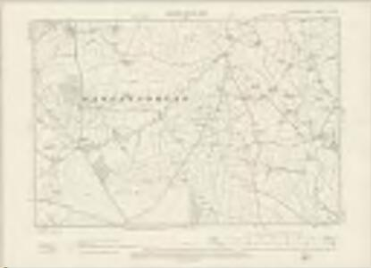 Staffordshire V.SW - OS Six-Inch Map