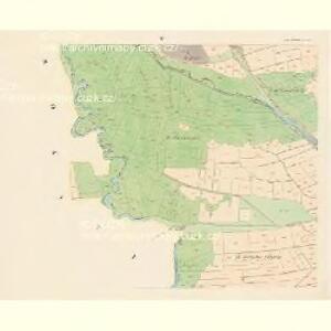 Klattau (Klattowy) - c3137-1-005 - Kaiserpflichtexemplar der Landkarten des stabilen Katasters