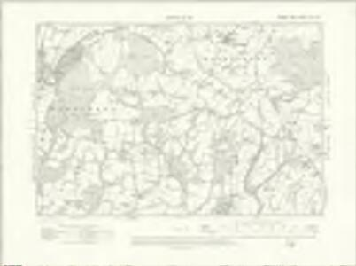 Sussex XLII.SE - OS Six-Inch Map