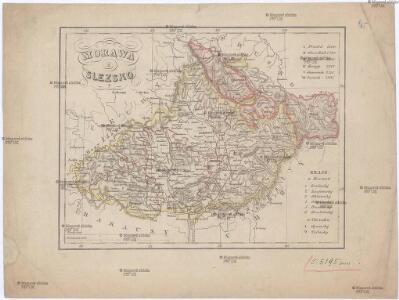 Morawa a Slezsko