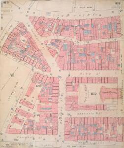 Insurance Plan of London Vol. VIII: sheet 189