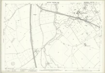 Bedfordshire XXVIII.14 (includes: Billington; Grove; Leighton Buzzard; Linslade) - 25 Inch Map