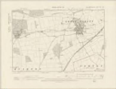 Northamptonshire XVII.SW - OS Six-Inch Map
