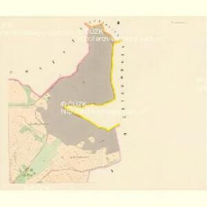 Kozaurow (Kocaurow) - c3237-1-002 - Kaiserpflichtexemplar der Landkarten des stabilen Katasters