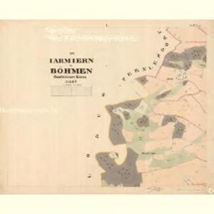 Iarmiern - c2771-1-001 - Kaiserpflichtexemplar der Landkarten des stabilen Katasters