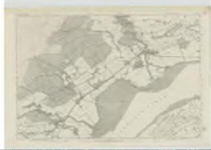 Ross-shire & Cromartyshire (Mainland), Sheet LXV - OS 6 Inch map
