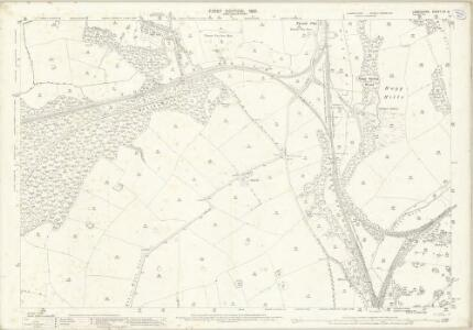 Lancashire XV.16 (includes: Barrow In Furness; Dalton In Furness) - 25 Inch Map