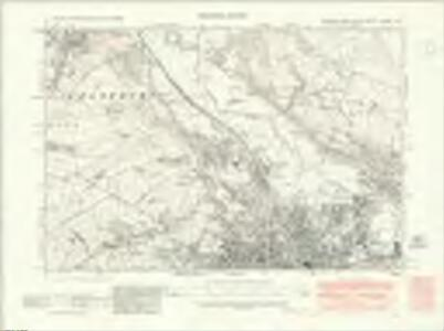 Yorkshire CLXXXV.SE - OS Six-Inch Map