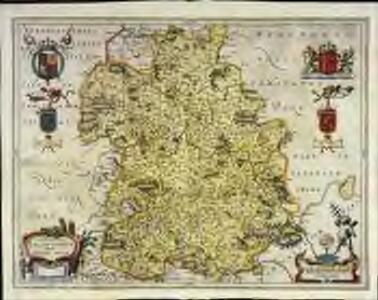 Comitatvs Salopiensis; anglice Shrop Shire