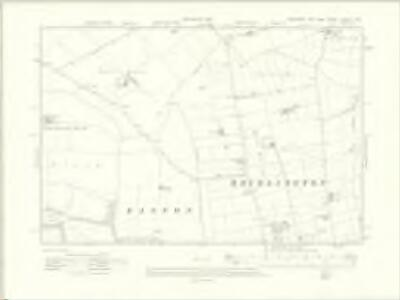 Yorkshire CXXVIII.SW - OS Six-Inch Map