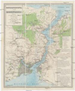 Constantinopel und der Bosporus