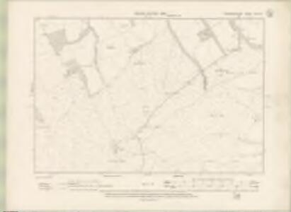 Edinburghshire Sheet XX.NE - OS 6 Inch map