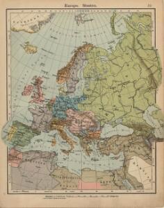 Europa. Staaten