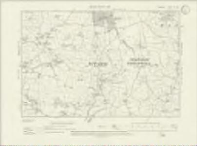 Somerset XI.SE - OS Six-Inch Map