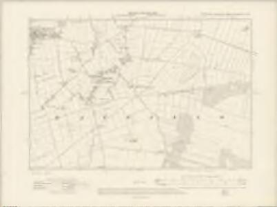Yorkshire CCLXXVIII.NW - OS Six-Inch Map