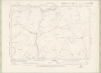 Fife and Kinross Sheet XVII.NW - OS 6 Inch map
