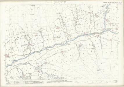 Yorkshire LXIV.15 (includes: Dent) - 25 Inch Map