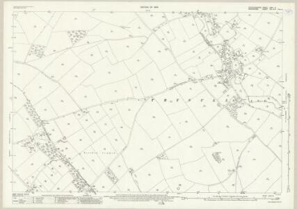 Staffordshire LXVI.3 (includes: Claverley; Trysull And Seisdon) - 25 Inch Map