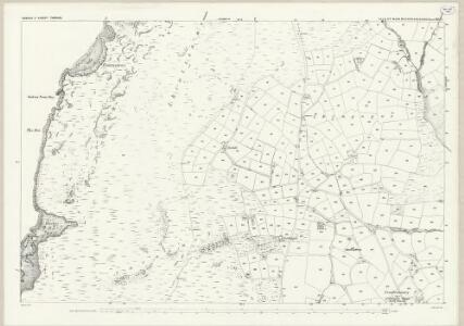 Isle of Man XVI.1 - 25 Inch Map