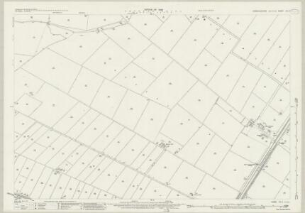 Cambridgeshire XXI.5 (includes: Chatteris; Doddington) - 25 Inch Map