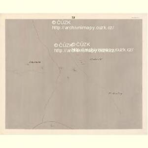 Neuofen - c5201-1-011 - Kaiserpflichtexemplar der Landkarten des stabilen Katasters