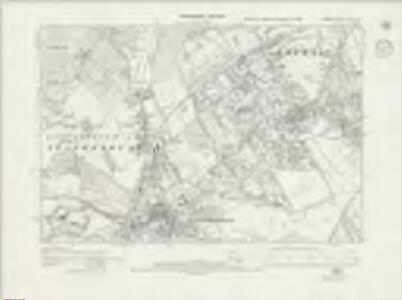 Surrey XVIII.SE - OS Six-Inch Map