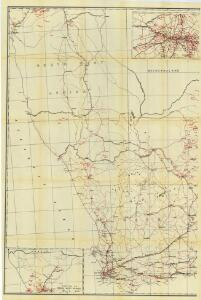 Union of South Africa Special Map Accompanying Richmond's South African All Mining Year Book (Sheet 1)