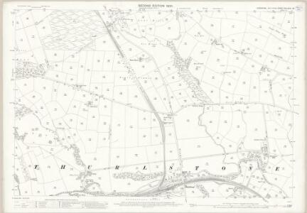 Yorkshire CCLXXIII.13 (includes: Dunford; Holmfirth) - 25 Inch Map