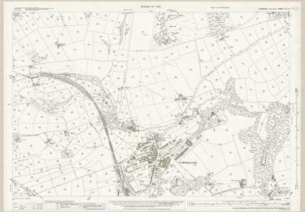 Yorkshire CC.12 (includes: Bingley) - 25 Inch Map