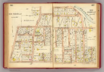 166-167 New Rochelle.
