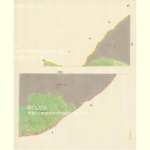 Koritna - m1278-1-006 - Kaiserpflichtexemplar der Landkarten des stabilen Katasters